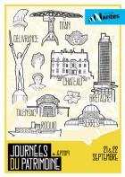 Les Journées Européennes du Patrimoine à Nantes