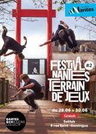 2ème édition du festival Nantes Terrain de Jeux
