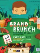 9ème édition du Grand Brunch Équitable et Local à Nantes