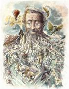 Jules Verne, est de retour, l'extraordinaire voyage à Nantes