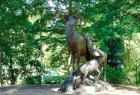 Nantes : Le Jardin des Plantes a retrouvé ses cerfs