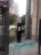 Loi travail : Encore de graves incidents � Nantes