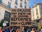 Marche pour le climat : Très forte mobilisation dans toute la France