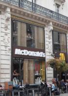 Mc Donald's Nantes fermé pour non conformité