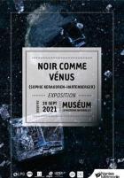 Nantes: «Noir comme Venus» une exposition à découvrir au Muséum d'Histoire Naturelle