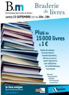 Nantes:  Plus de 15 000 livres à 1 €
