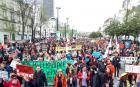 Nantes: 2 manifestations à forte mobilisation syndicale  et en soutien de la ZAD