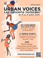 Nantes: 44 concerts nomades dans la ville