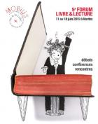 Nantes: 5ème édition du Forum des métiers du livre et de la lecture