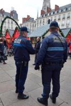Nantes : De nouveaux équipements pour protéger les policiers municipaux.