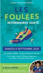 Nantes : Les Foulées intérimaires santé  samedi 8 septembre