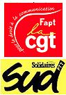 Nantes: licenciement abusif à la poste la CGT et SUD manifestent