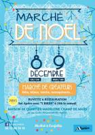 Nantes : MicMat & confettis, organise un marché de noël des créateurs