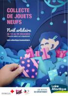 Nantes: Un « Noël solidaire » avec des cadeaux pour les enfants de familles en difficultés