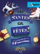 Nantes annonce les fêtes Noël