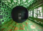 Nantesmusée Dobrée: exposition Georges Rousse