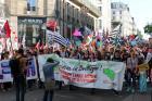 Nantes Réunification : la mobilisation est moins importante qu'en 2014, 2 à 3 000 manifestants