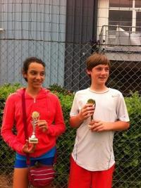Yasmine Mansouri et Valentin Royer iront aux championnats de France