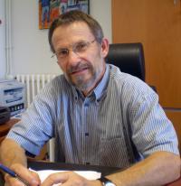 Claude Lesage, le directeur du collège du Sacré-Coeur, à Pornichet