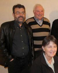 Jacques Lambert, Alain Pény, Josiane Robert
