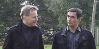 Martial Caillon et Joel Zoliec