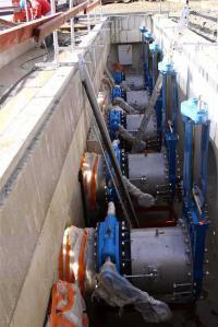Les pompes de sécurisation hydraulique