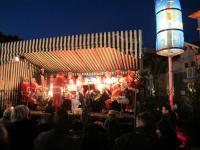 Le concert de Cantadune ce soir au village de noël