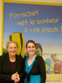 Christiane Klein, Marine Pons