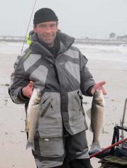 Pêche à Pornichet