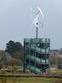 La tour éolienne