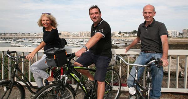 Yolaine Piveteau, Jean-François Mascart, Bruno Dubief