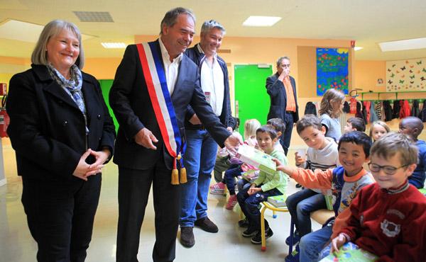 Arlette Loillieux, Jean-Claude Pelleteur, Antoine Donne