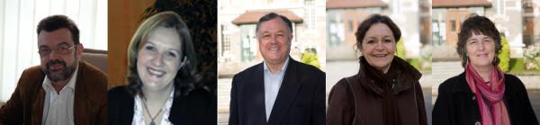 Jacques Lambert - Céline Paillard - Bernard Scordia - Christine Perrot - Josiane Robert