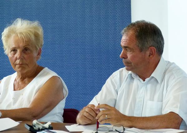 Christiane Klein, Jean Claude Pelleteur