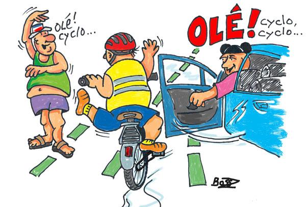 Cyclomachie à Pornichet La Baule