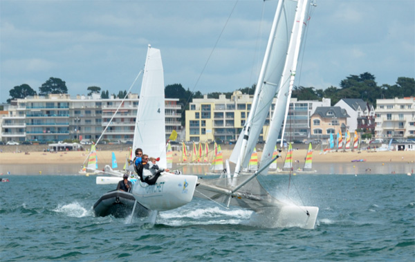 Internationaux de France de Match-Racing édition 2017