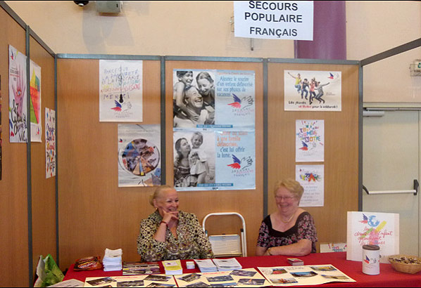 Forum des associations à Pornichet