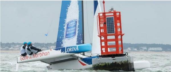 Lorina – Golfe du Morbihan Photo Bouvry