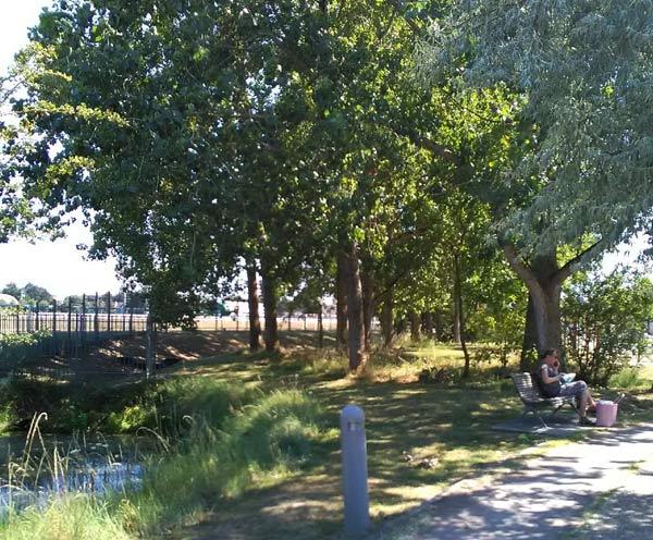 Le parc paysager de Pornichet