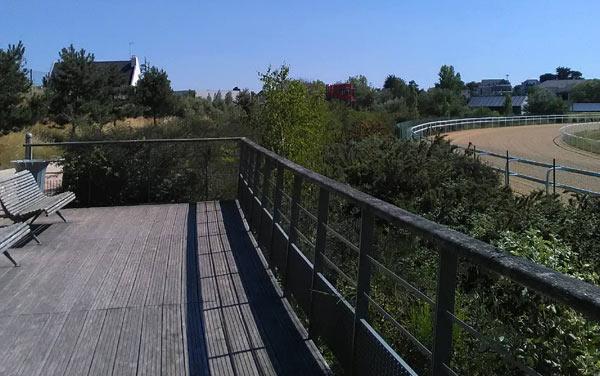 Pornichet parc paysager