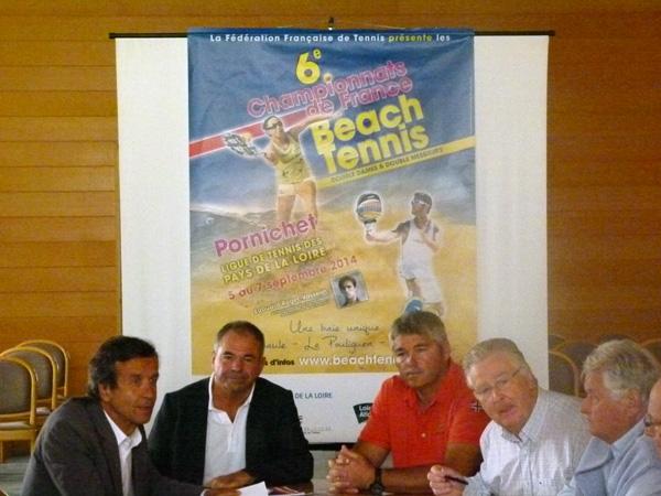 Patrick Guérin, Jean-Claude Pelleteur, Antoine Donne, Xavier de La Fouchardière