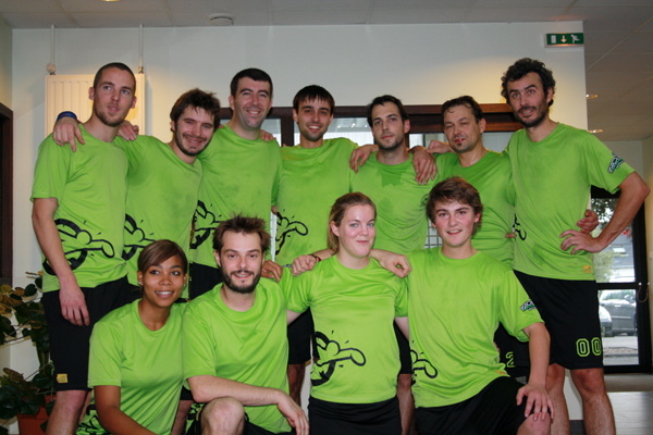 Club d'Ultimate Frisbee de Pornichet - les Tchacs