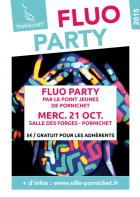 FLUO PARTY au Point Jeunes
