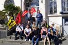5ème jour de grève aux bureaux de poste de Pornichet et Saint-Nazaire
