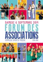 70 stands pour le forum des associations