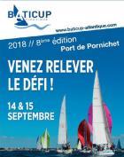 8ème édition de la BATICUP dans la baie de Pornichet, La Baule, Le Pouliguen