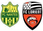 Football : FC Nantes-Lorient à La Chapelle-des-Marais