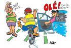 Pornichet, La Baule : Cyclomachie, le sport estival a repris !