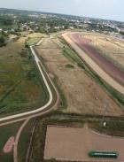 Pornichet :  Début des travaux pour la restitution d'une zone humide