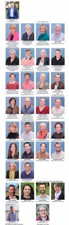 Pornichet : Jean-Claude Pelleteur a mis en marche le conseil municipal